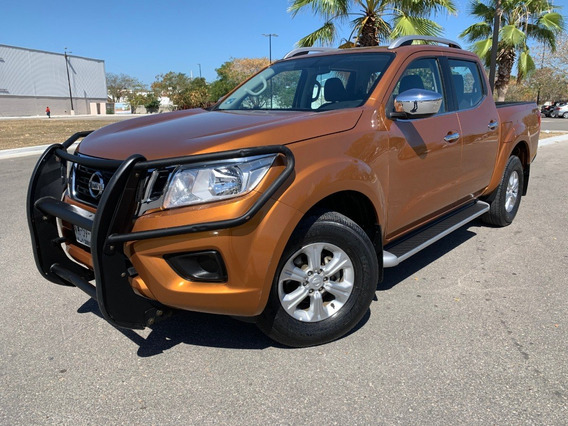 Nissan Frontier Le Std 4cil Air Bag Abs Full Equip Impecable