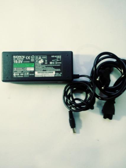 Carregador Para Notebook Sony, Original, 19,5v