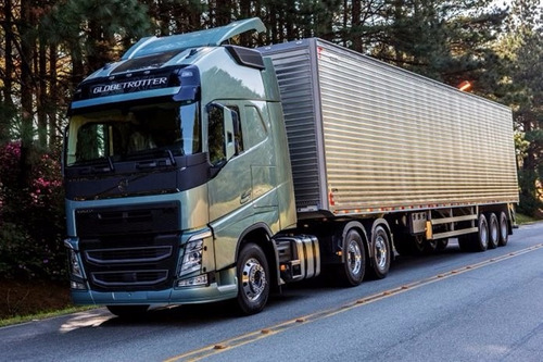 Volvo Fh 460 6x4 Ou 6x2 Completo !!  20% Entrada + Financ