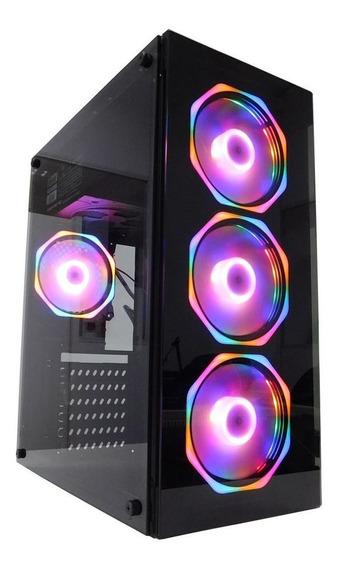 Pc Gamer Top Ryzen 5 16gb Hd 1tb Ssd 120gb Gtx 1650 Com Wifi