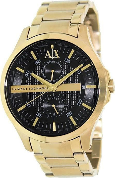 Reloj Para Caballero Armani Exchange Ax2122 + Meses Sin Int.
