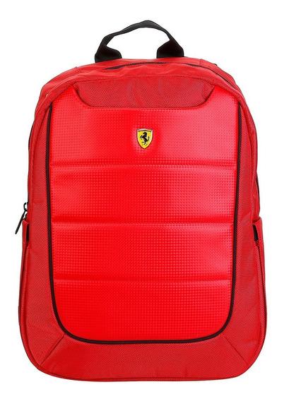 Mochila Ferrari Nova Escuderia - Vermelho