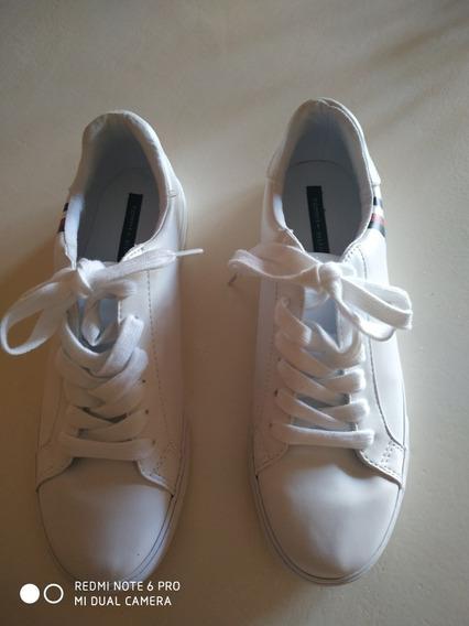 Zapatillas Tommy Hilfiger Talle 10 Sin Uso Importadas De Usa