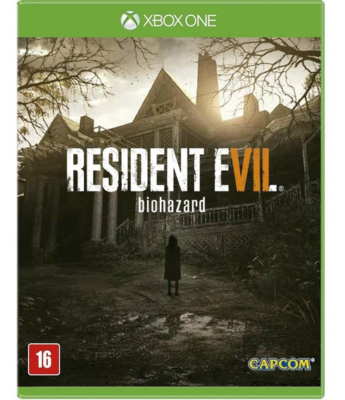 Resident Evil 7 Biohazard Xbox One Midia Fisica Lacrado