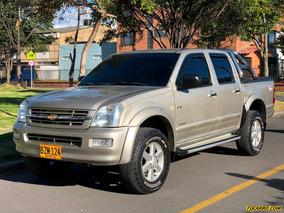 Chevrolet Luv D-max Ls 4x4 3500cc At Aa Ab Abs Dh