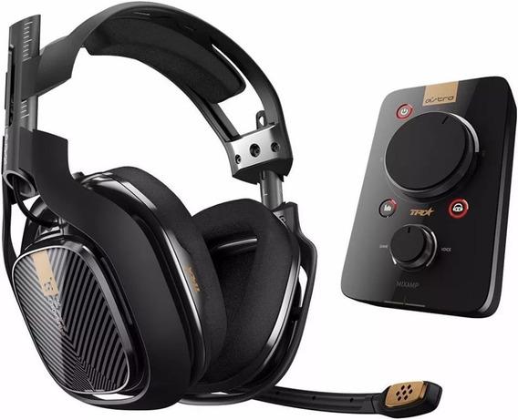 Fone De Ouvido Para Jogos Astro A40 + Mixamp Pro Tr