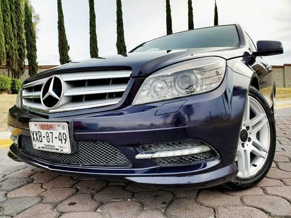 Mercedes-benz Clase C 3.0 300 Elegance 2011 Autos Puebla