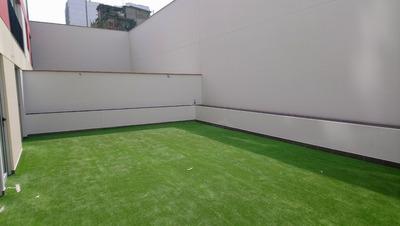 Departamento 180 M2- Primer Piso Con Amplio Jardin Y Terraza