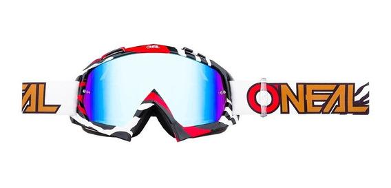 Antiparras Motocross Oneal B10 Mx Enduro Atv Mtb Downhill