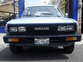 Nissan Pickup D.cab 1991 5 Vel. De Contado