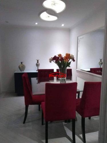Apartamento Com 2 Dormitórios À Venda, 60 M² Por R$ 299.000,00 - Engenheiro Goulart - São Paulo/sp - Ap2258