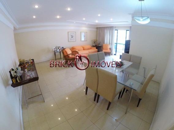 Lindo Apartamento Alto Padrão De 200 M² No Centro De Nova Iguaçu. - Ap00196 - 4853524