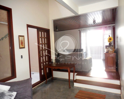 Casa Com Piscina Para Venda Em Condomínio No Parque Da Hípica Em Campinas - Ca00516 - 32445152