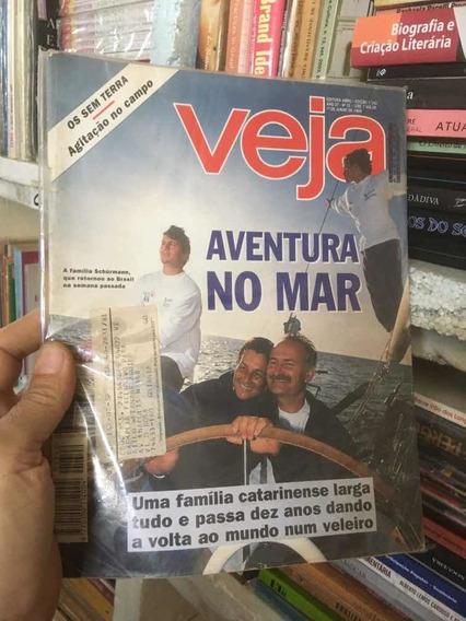 Família Schurmann - Entrevista: Xuxa - C Revista Veja Nº 13