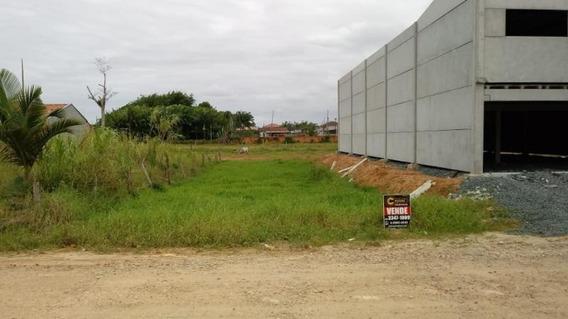 Terreno Em Itajuba, Barra Velha/sc De 406m² À Venda Por R$ 120.000,00 - Te118410