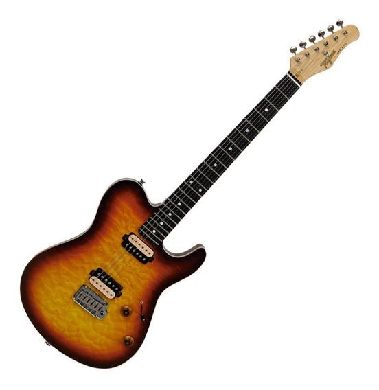 Guitarra Tagima Cacau Santos Grace 700 Telecaster Honey