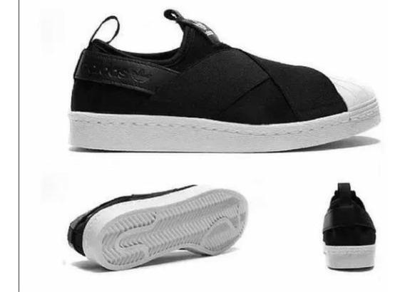 Tênis adidas Superstars Slip-on Feminino