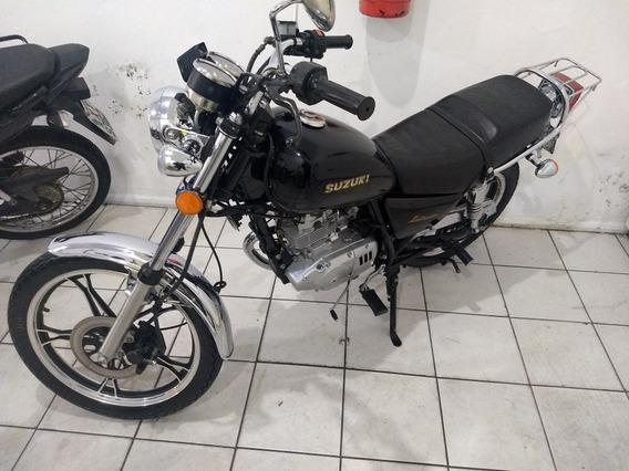 Suzuki Intruder 125