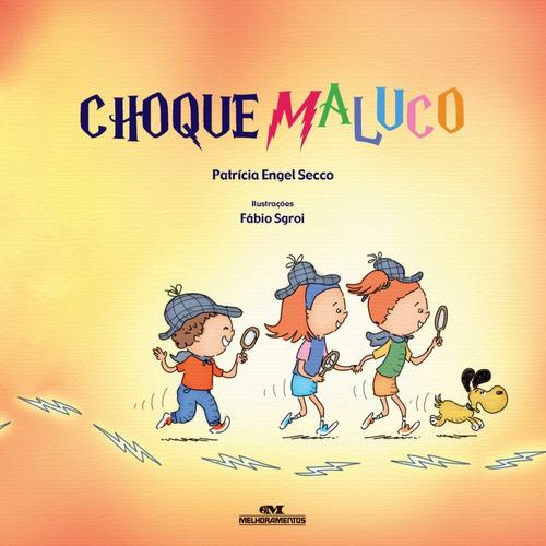 Imagem 1 de 1 de Choque Maluco