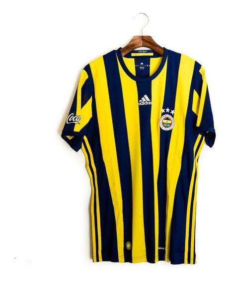 Camisa De Futebol Masculino Fenerbahçe 2016/17 adidas Bd6909