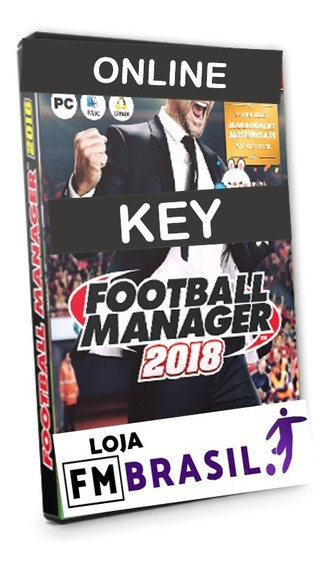 Football Manager 2018 Pc Steam Key Portugues Online Mac