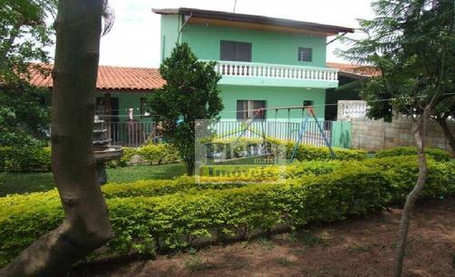 Imagem 1 de 12 de Chácara  Residencial À Venda, Jardim Bela Vista, Monte Mor. - Ch0042