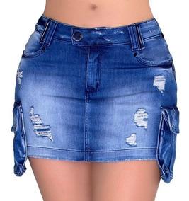 Saia Pitbull Jeans Pit Bull Jeans Modela Bumbum 26806