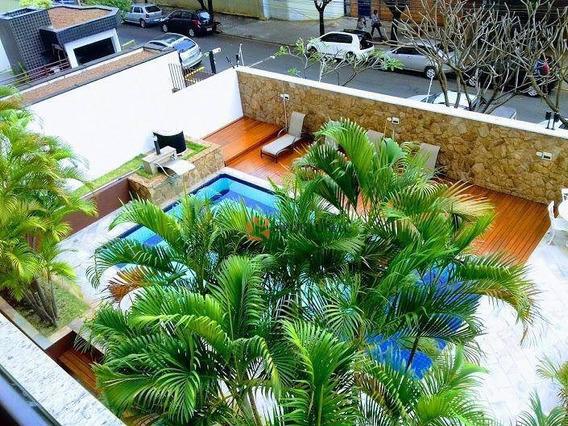 Apartamento Com 4 Dormitórios Sendo 2 Suítes - Centro - Ribeirão Preto - Ap1265