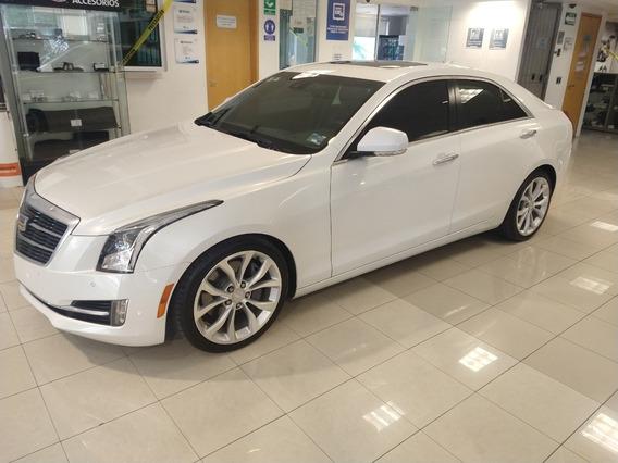 Cadillac Ats Paq. C Premium 2017 Blanco
