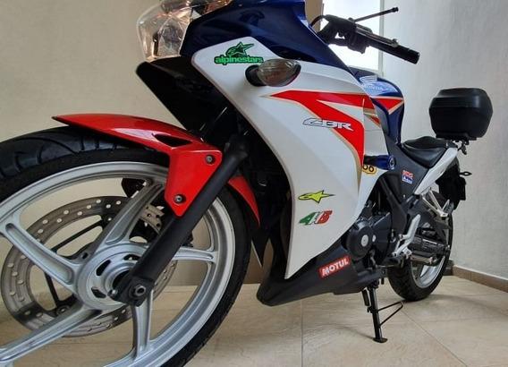 Honda Cbr-250r Extremamente Conservada 12/12