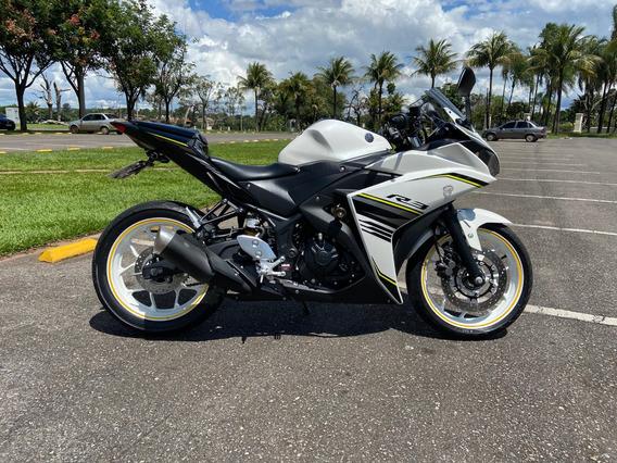 Yamaha Yzf R3 18/18 Único Dono