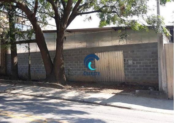 Galpão Para Alugar, 225 M²- Jardim Das Indústrias - São José Dos Campos/sp - Ga0065