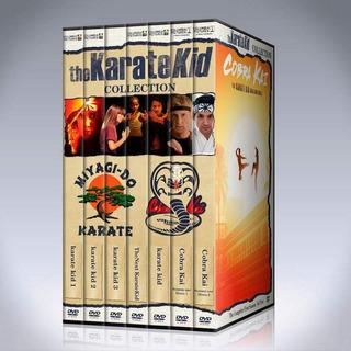 Dvd Karate Kid Peliculas - Cobra Kai Serie, Colección