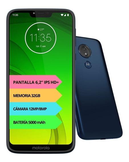 Celular Motorola Moto G7 Power Bateria 5000mah Oficial 12c