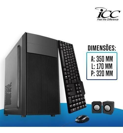 Computador Intel Core I5 3.20 Ghz 8gb Hd 1tb Led19,5 Fullhd