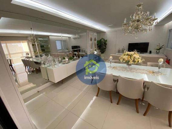 Apartamento Com 2 Dormitórios À Venda, 104 M² Por R$ 720.000 - Jardim Urano - São José Do Rio Preto/sp - Ap7580