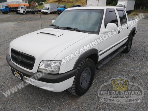 Chevrolet S10 Colina 2.8 Mwm Turbo Intercooler 4x4