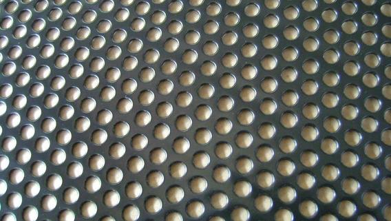 1 Tela 50/30 Em Aluminio Pintada