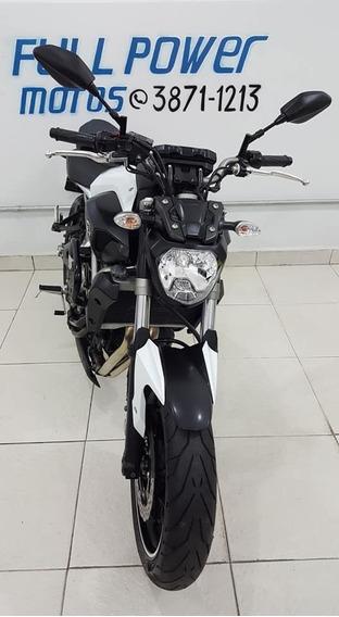 Yamaha Mt 07 Branca 2016/16