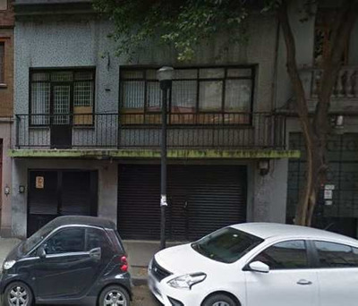 Casa En Del. Cuauhtemoc, Col. San Rafael, Remate Banco