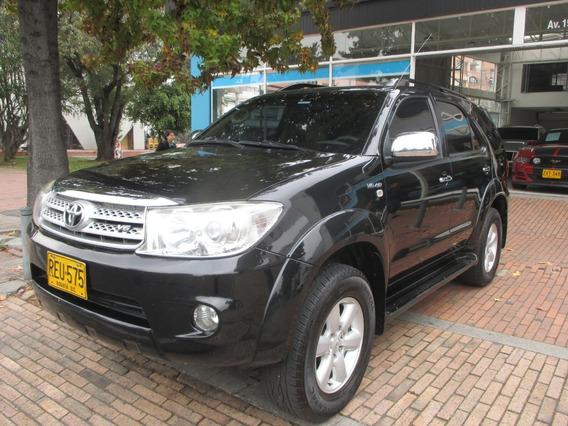 Toyota Fortuner Blindada Automatica Gasolina