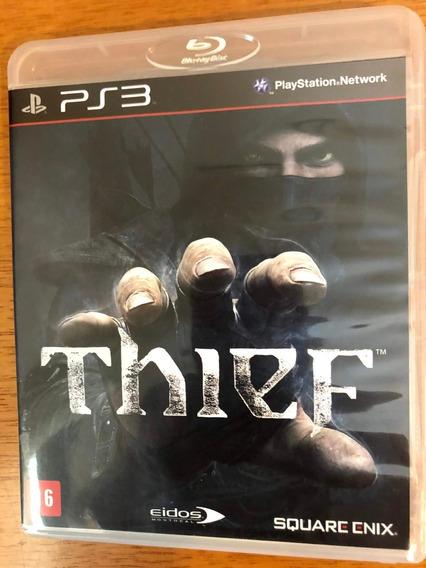 Game Thief Ps3 Mídia Física