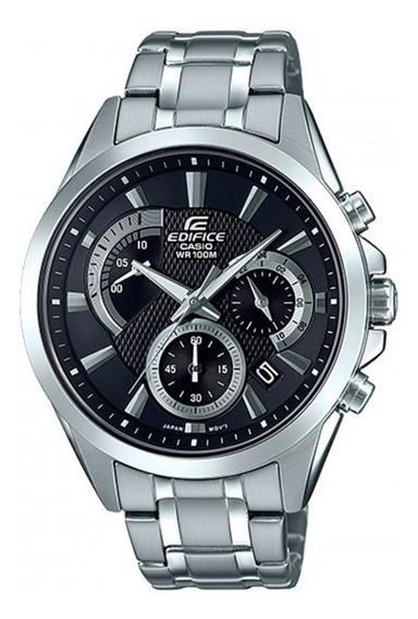 Relógio Casio Masculino Efv-580d-1avudf Prata - Loja Refinado