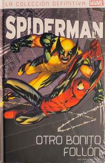 Spiderman Colección Definitiva - N° 17 Otro Bonito Follón