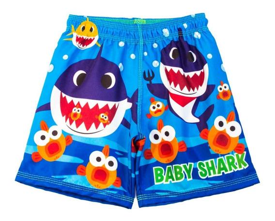 Short Para Niños De Baby Shark