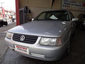 Volkswagen Santana 1.8 4p Álcool 75.000 Km Impecavel Coleção