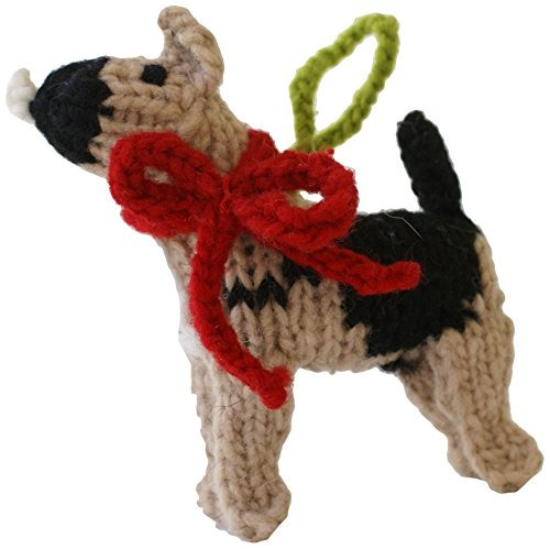 Chilly Perro Pastor Alemán Perro Ornamento