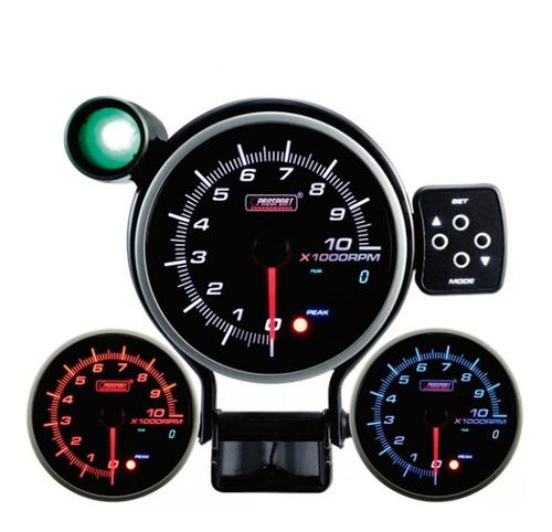 Tacómetro De 0 A 10.000 Rpm Con Shift Light Prosport