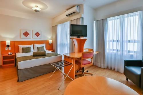 Quality Hotel Paulista No Pool Para Investimento. - Sf29413