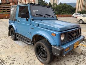 Suzuki 1996 4x4 Suzuki Samurai 1996